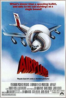 Movie In the Park: Airplane!  August, 16