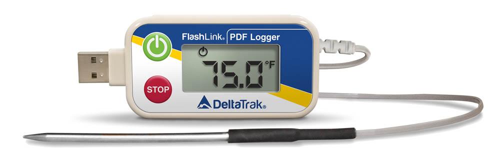 Image result for The FlashLink Certified Vaccine USB PDF DataLogger