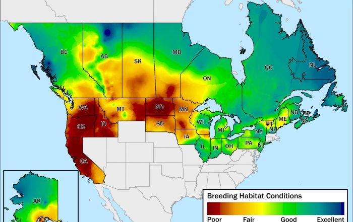 delta map state canada us drought duck season fall flight 2021