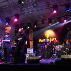 Delta Wires - Carducci Stage, Umbria Jazz Festival, Italy