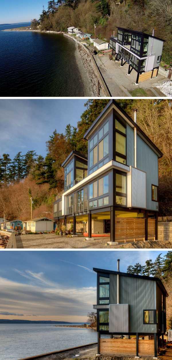 Фото красивые дома у моря – картинки и фото дом на берегу ...