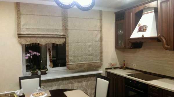 Какие шторы подойдут на кухню – (70 )