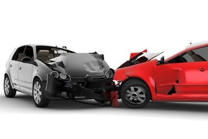 Car accident - Warwick, West Warwick, East Greenwich
