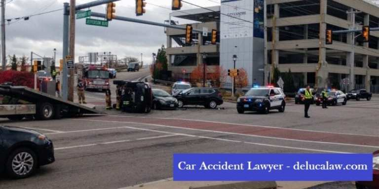 Carl P DeLuca, Car Accident Lawyer