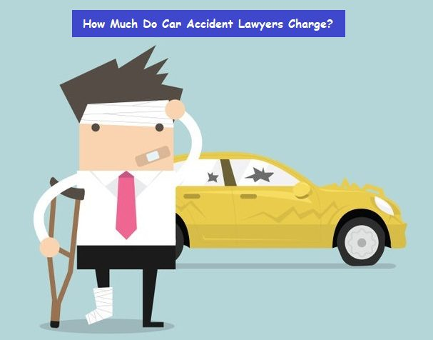 How much do car accident lawyers charge?