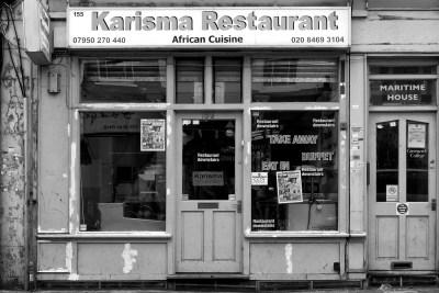 karisma restaurant