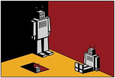 robot stanza