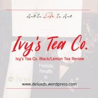 Ivy's Tea Co Review
