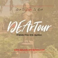 #DEArTour - Friends Fine Art Auction
