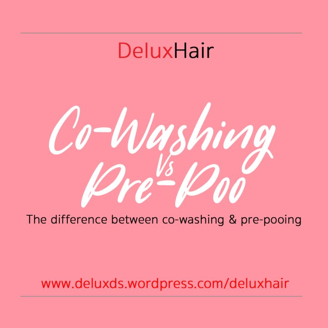 CoWashing vs PrePoo