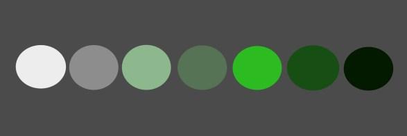 A Donald Color Palette