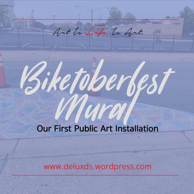 BiketoberfestCLT Mural