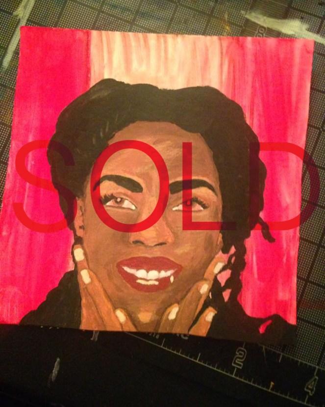Lauryn Hill sold