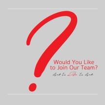 Join the DE Team