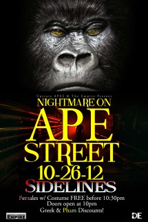 Nightmare on Ape St 2