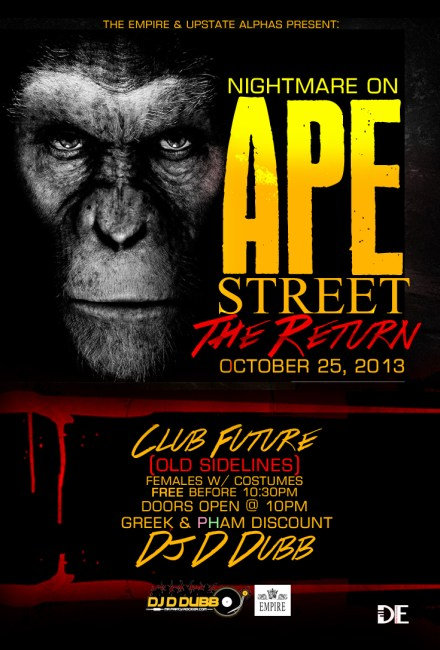 Nightmare on Ape St