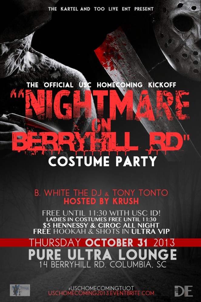 Nightmare on Berryhill Rd