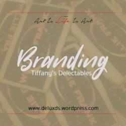 Branding - Tiffany's Delectables