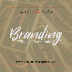 Branding - Tiffany's Delectables
