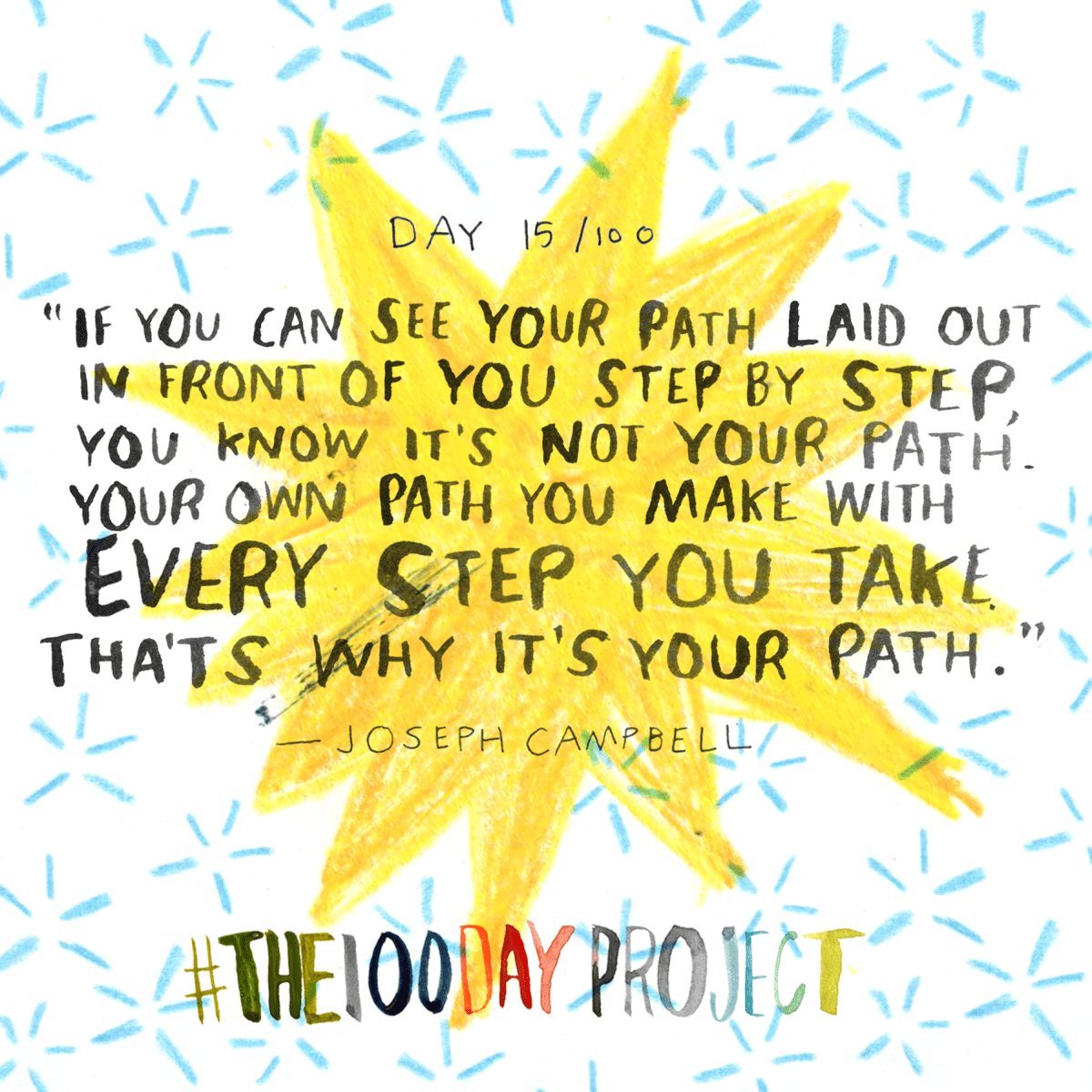#The100DayProject - Two Week Update