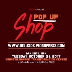 Pop Up Shop [Rock Hill, SC]