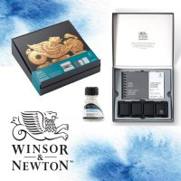 Winsor & Newton World Watercolor Month Giveaway with Doodlewash