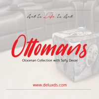 Ottoman Collection with Sofy Decor