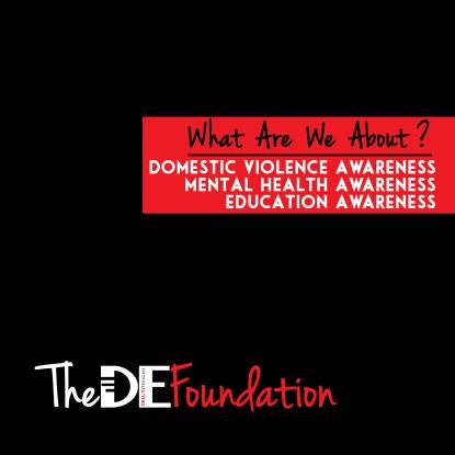 The DE Foundation About