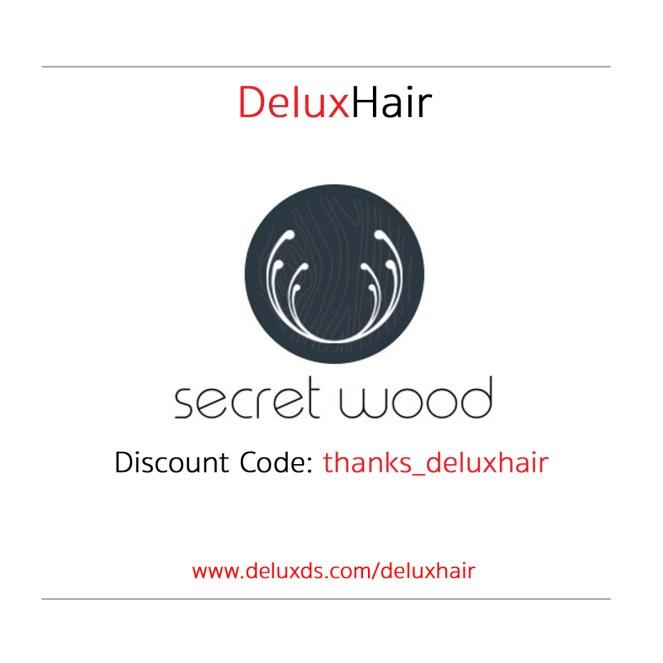 Secret Wood Discount Code