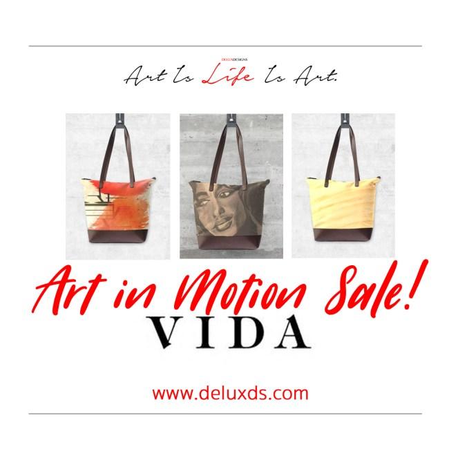 Art in Motion Sale (Bag)