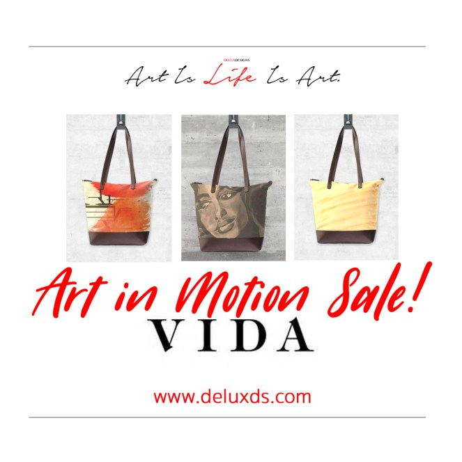Art in Motion Sale (Bag)