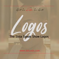 The Sista Speak Show Logos
