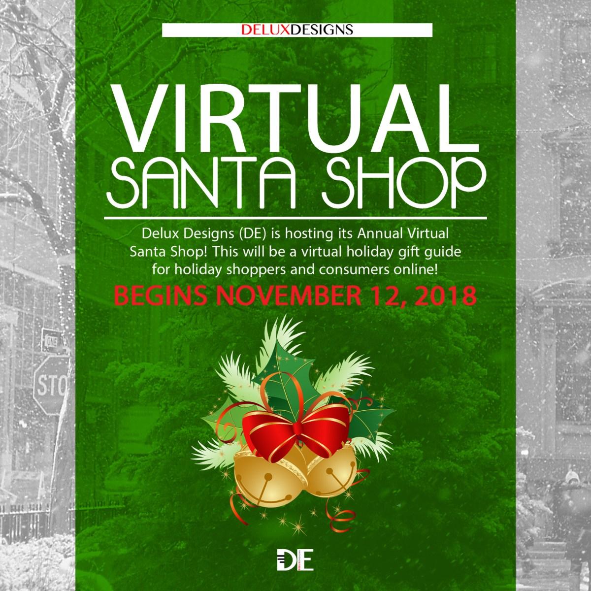 Virtual Santa Shop 2018