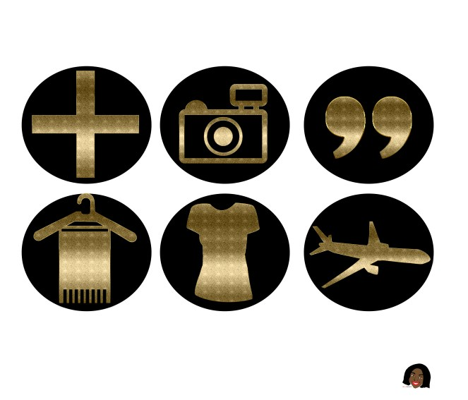 Style of Snazzy Instagram Highlight Icons final