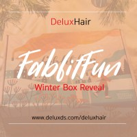 DeluxHair - FabfitFun Winter Box Reveal