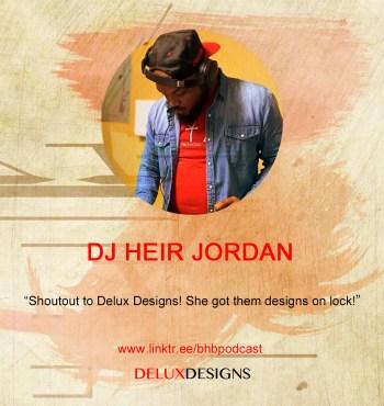 DJ Heir Jordan