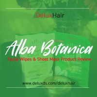DeluxHair - Alba Botanica Product Review