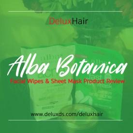Alba Botanica Product Review