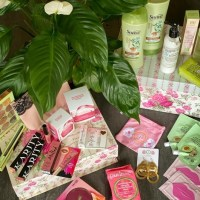 DeluxHair – The Pretty in Pink Giveaway with Inspirations and Celebrations