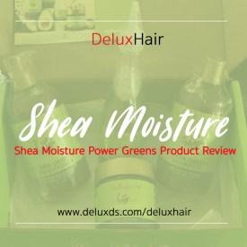 Shea Moisture Power Greens