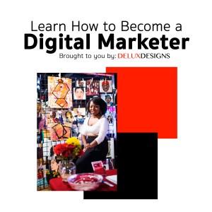 Digital Marketing - Instructor