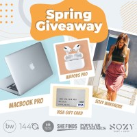 Spring Giveaway with Brunchwork