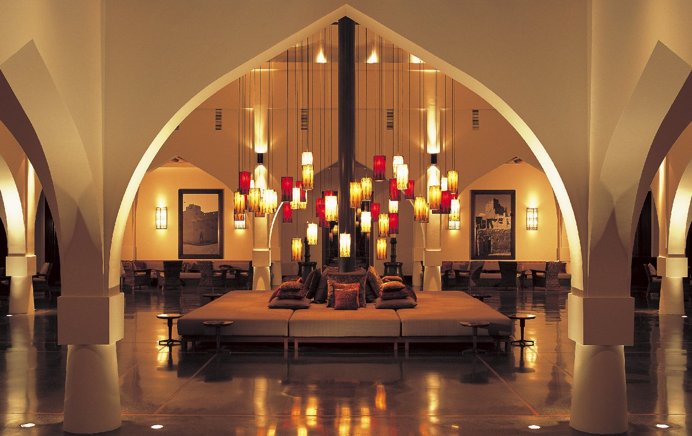 Chedi muscat oman deluxe escapesdeluxe escapes for Style hotel