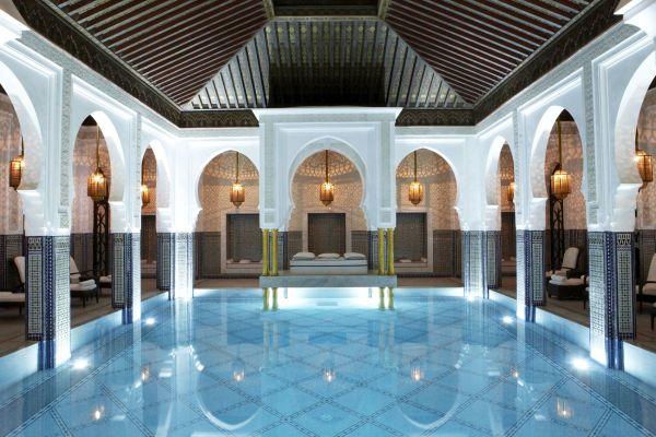 © La Mamounia_Indoor Pool (2)