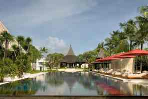 Royal Santrian Resort & Villa, Bali