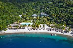 Sugar Beach Resort, St. Lucia