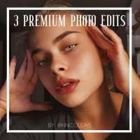 3 Premium Photo Edits