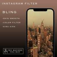 Bling Instagram Filter