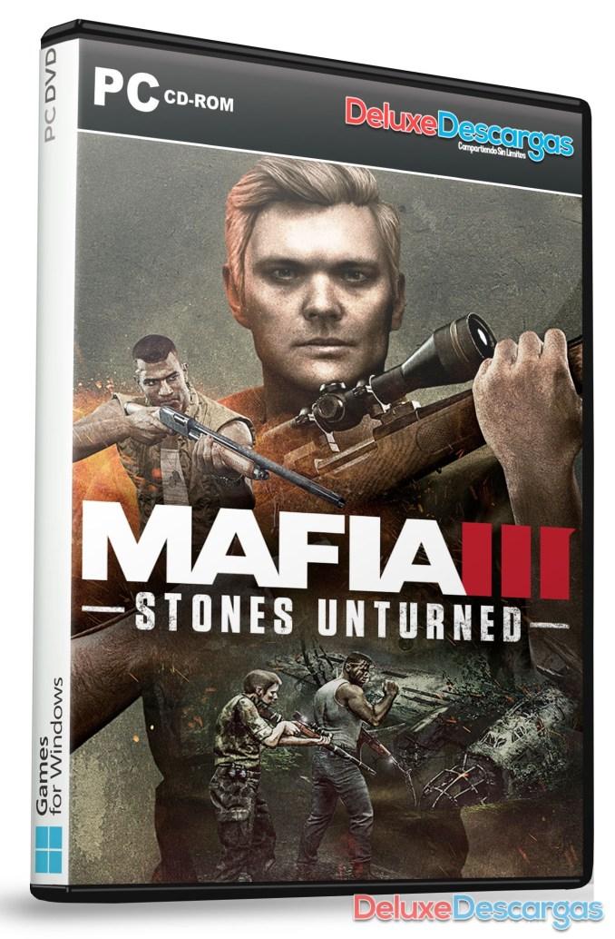 Descargar Mafia III: Stones Unturned [Multi/Español] [Full