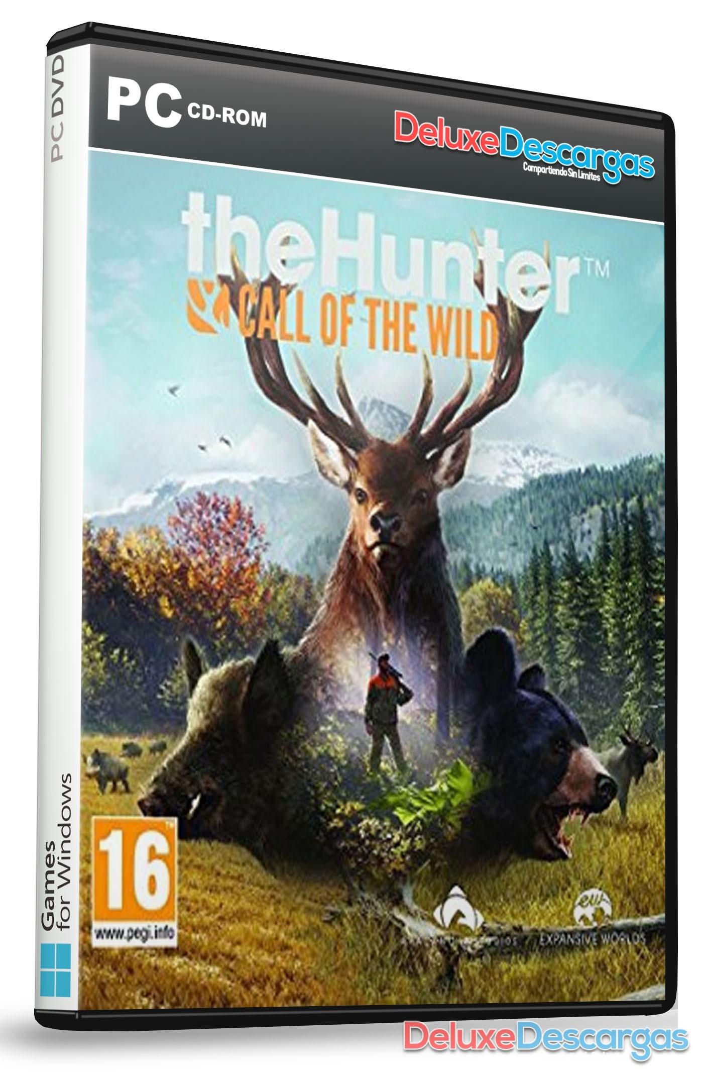 Descargar Thehunter Call Of The Wild Multi Espanol Full